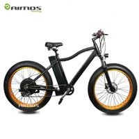 CE SGS TUV approved big power beach cruiser style Fat tire pedelec chopper with en15194/snow pedelec chopper/mountain e bike
