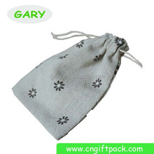 hot selling high-grade linen bracelet bags with logo