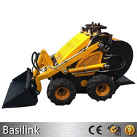 engineer tire/grass tire mini skid steer loader for sale