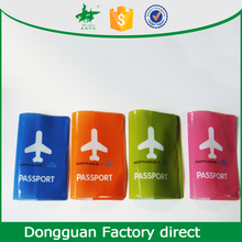 printed custom made passport cover with rich color