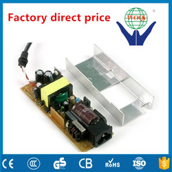 Low price laptop power supply 12V bare board 3.5a America plug 12V bare boardolt 3.5a dc adapter with circuit