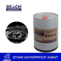WP1356 stone materials alkali prevention without coating silicone polyurethane paint hydrophobic