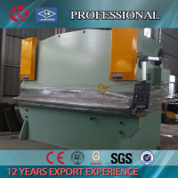Hot quality Hydraulic press brake for metal door cnc sheet metal folding machines