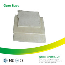 High quality health certificated bubble gum raw material sample