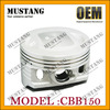 Best Selling High Quality Motorcycle Block Piston CBB150