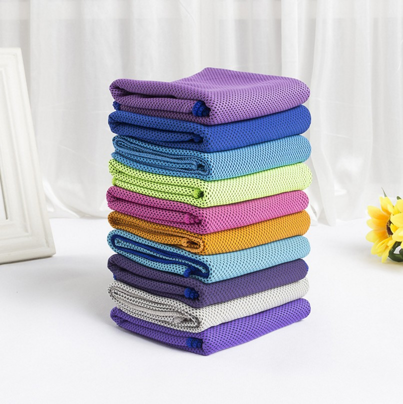Top Quality Various Color Fast Dring Compact Instant Cooling <strong>Towel</strong> for Sports