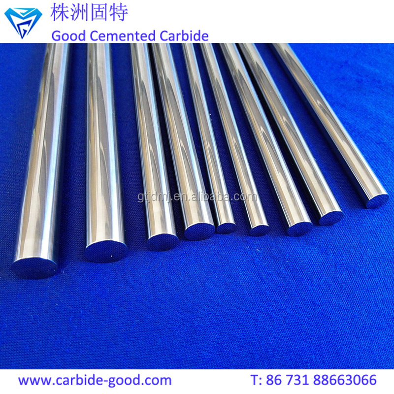 Solid Tungsten Carbide Rods for PCB Drills