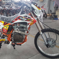 250cc professional offroad D3 Dirt bike motorcycle