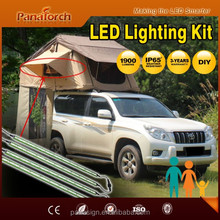 PanaTorch Outdoor fashion led rechargeable tent light PS-C5521A-2 retail blister packaging for camping