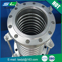 Hot selling excellent quality different diameter metal expansion joint 304/316L stainless steel with ASME standard