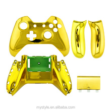 Chrome Front Replacement Housing Shell for XBOX ONE Controller Case