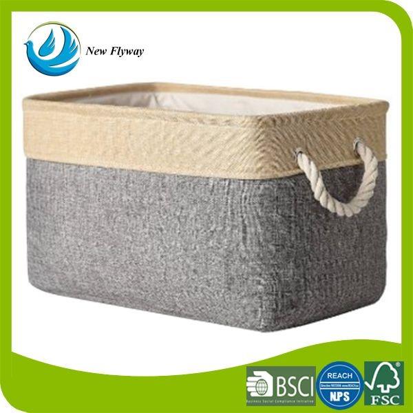 Eco-friendly clothing storage bin basket foldable linen check storage box storage totes on sale  sc 1 st  Alibaba & Eco-friendly Clothing Storage Bin Basket Foldable Linen Check ...