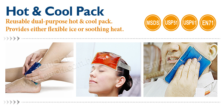 2017 Hot Selling Reusable Magic Body Instant Heat Pack