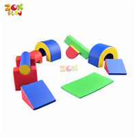 Gym Equipment Hire Child Area Cheap Indoor Climbing Slide Form Big Kid Soft Play