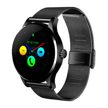 Android Smart Watch, bluetooth heart rate monitor Anti-Lost smartwatch phone for Android System Made In China