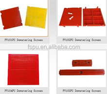 China Best Price - Polyurethane Dewatering Screen for Coal Mining /PU Screen