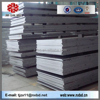 China mill Hot rolled/Cold Rolled ms carbon steel plate
