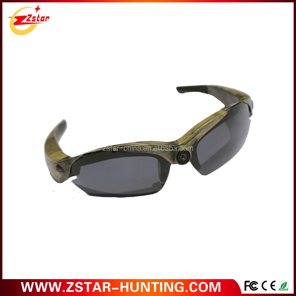 popular outdoor HD 1080P sunglasses camera