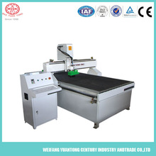 woodworking rotary cnc router with rotation axis for chair and cylinder