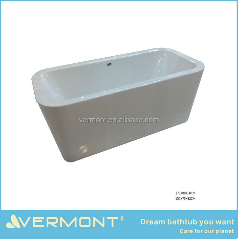 moden plastic bathtub for adult