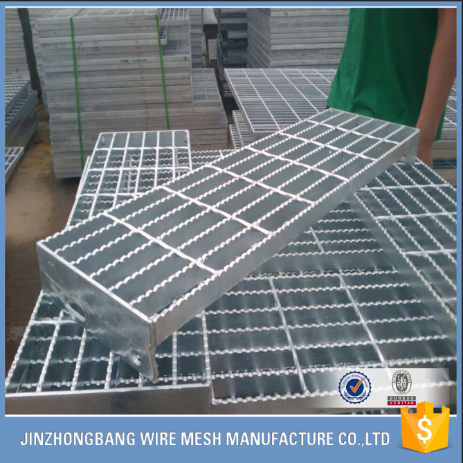 High Quality Hot Dip Galvanized <strong>Steel</strong> Grating