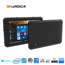 Intel Cherry Trail Z8350 Quad Core Windows Tablet PC 8 Inch 4G LTE Rugged Industrial Tablet
