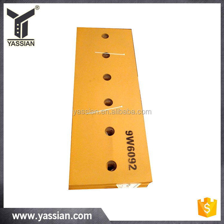 chinese parts cutting edgeused bulldozer blade