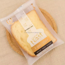 clear sandwiches bread packaging bag plastic toast bag
