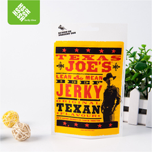 Biodegradable Plastic Bag with Handle for Beef Jerky