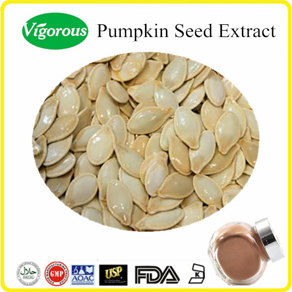 natural plant 10:1 concentrate 100% pure pumpkin seed extract
