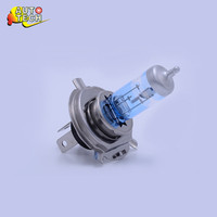 Produce and wholesale Brighter 12v 60 55w s/w halogen bulb h4 24v 75/70w auto lamps