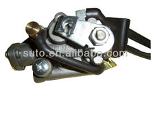 Motorcycle engine part motorcycle oil pump for AX100
