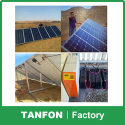 High Power Solar Equipment 3000W 5000W PV Solar Panel / For Home Use Whole House Off-Grid 5KW Solar Energy