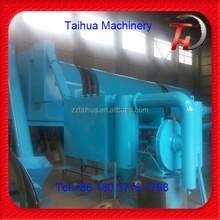 WSTH-1000X10000 hot selling continuous rice husk/ coconut shell carbonization furnace in Indonesia