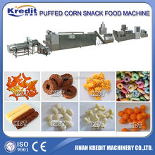 Twin screw Extruder For Chocolate filling Snacks