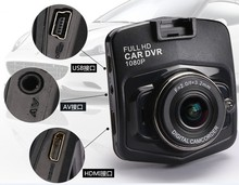 New 1080P 2.4 inch car camera traveling data recorder DVR