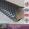 dimple drainage board drain sheet geotextile composites