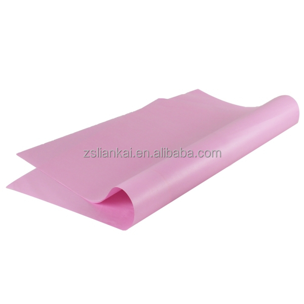 17gsm Pink Wrapping Tissue Paper