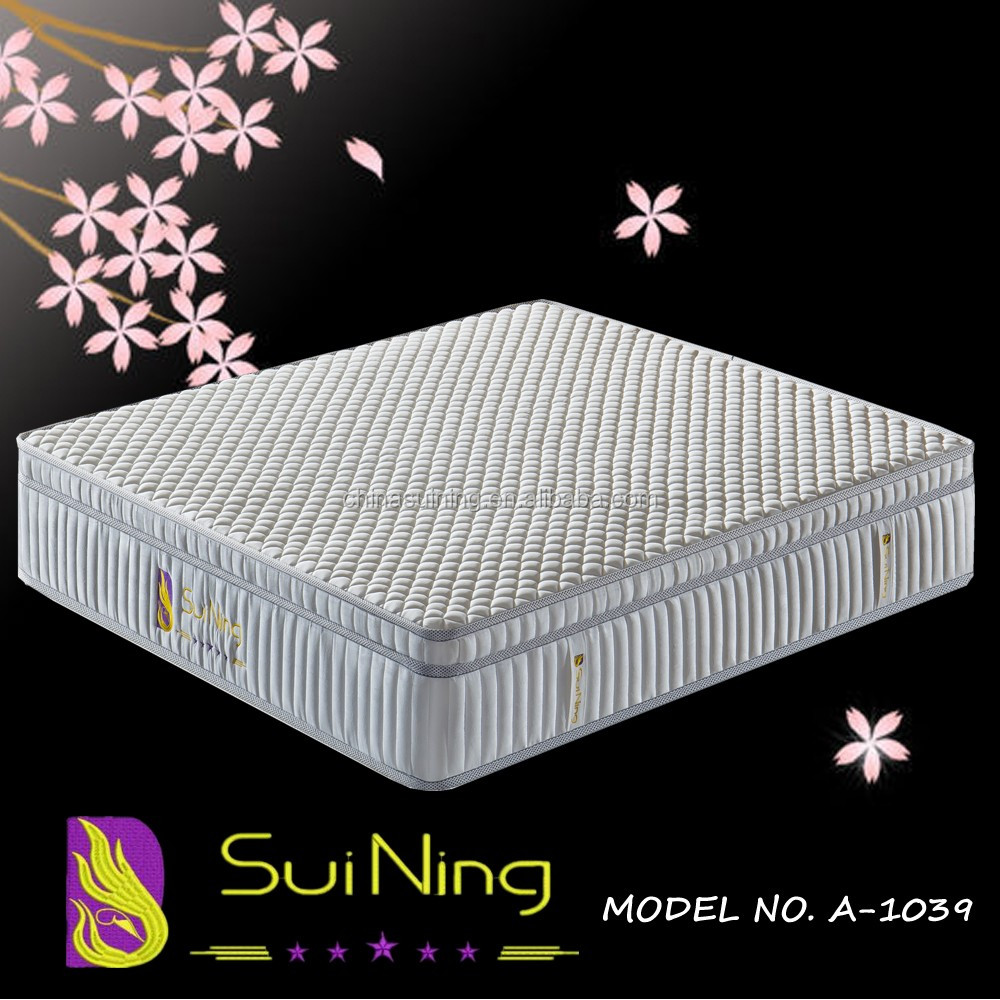 good price innerspring super king size foam famous mattress