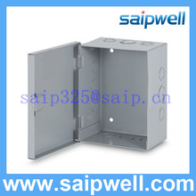 Power Supply IP65 Stainless Steel Electrical Metal Enclosures