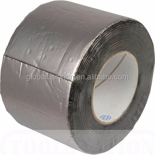 Self Adhesive Hatch Cover Tape Aluminum Flashing Tape Roof