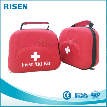 CE FDA ISO13485 Approved Customized Survival Wholesale Factory Emergency Medical First Aid Kit