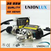 HID xenon lamp h4 h/l 6000k lamp xenon with quality bulb KRB1