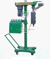CZ-20mm teflon wire stripping machine for copper