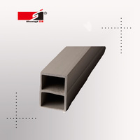 Reuasable u profiled edge flexible rubber edge trim