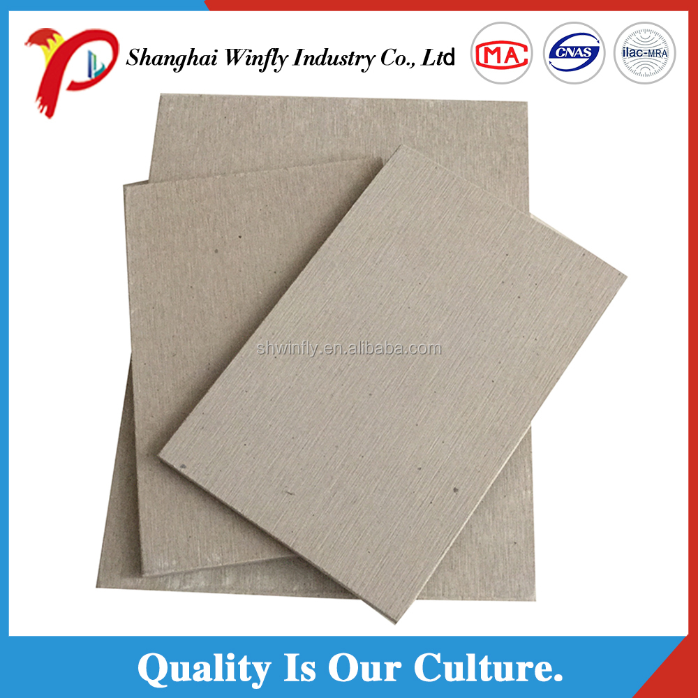 Manufacturer No Asbestos High Strength 9mm Thick Calcium Silicate Board
