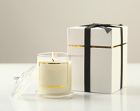 Soy Wax 10 OZ / 280G Fine Home Fragrance Oil Luxury Candle