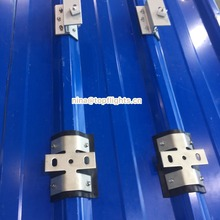 Tin roof solar panel mounting brackets/rooftop racking system for bracket