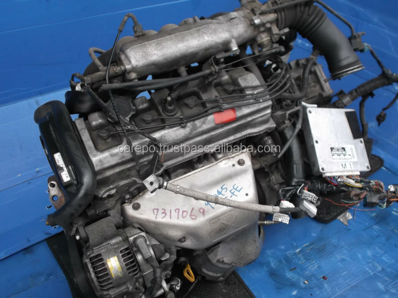 USED 3S-FE FF ENGINE (HIGH QUALITY) FOR TOYOTA IPSUM, CAMRY,CELICA EXPORTED FROM JAPAN