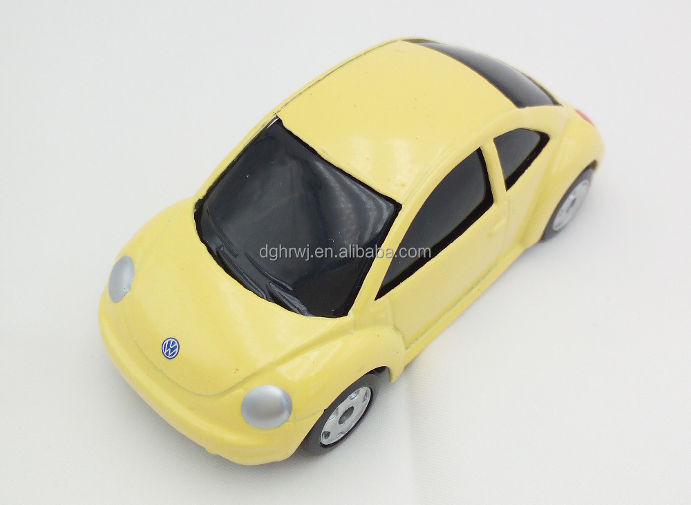 Alloy cloak car model